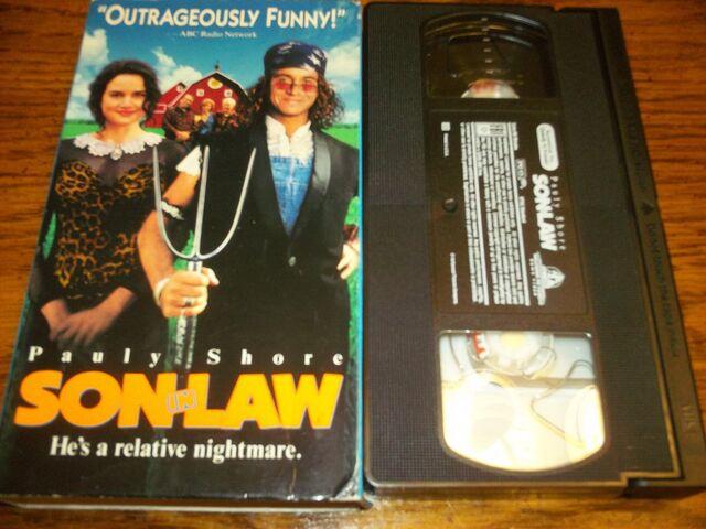File:Son In Law VHS.jpg