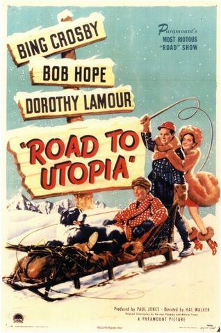 File:1946 - Road to Utopia Movie Poster.jpg