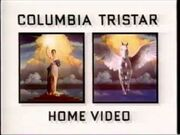 Columbia TriStar Home Video 1992 Logo