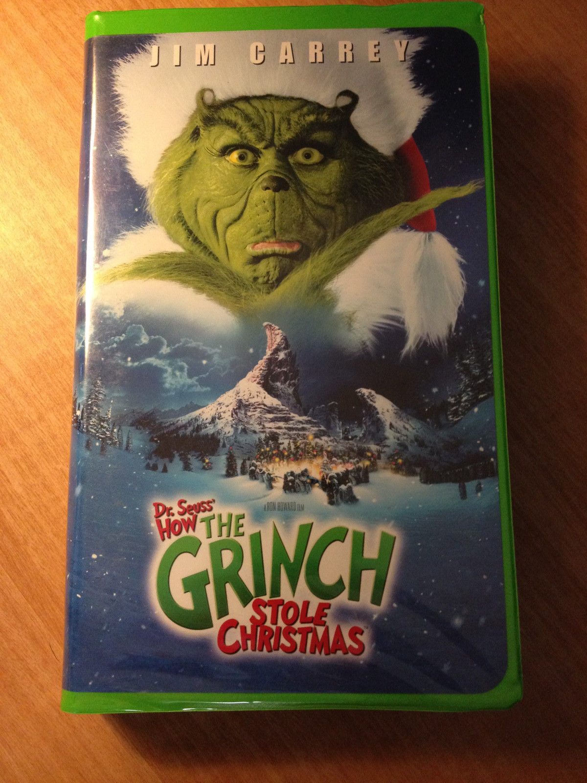 Opening To How The Grinch Stole Christmas (Live-Action) 2001 VHS ...