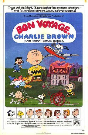 1980 - Bon Voyage, Charlie Brown