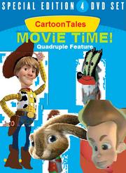 CartoonTales Movie Time Quadruple