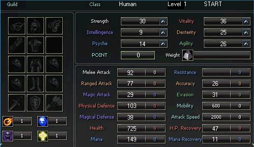 HumanStats