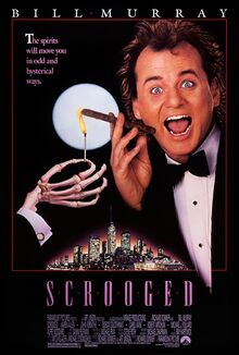 Scrooged xlg
