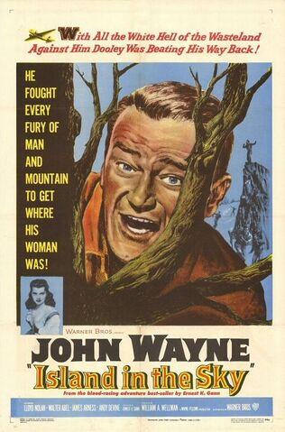 File:1953 - Island in the Sky Movie Poster.jpg