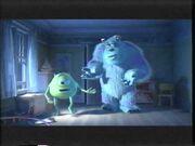 Monsters Inc Theatrical Teaser Trailer