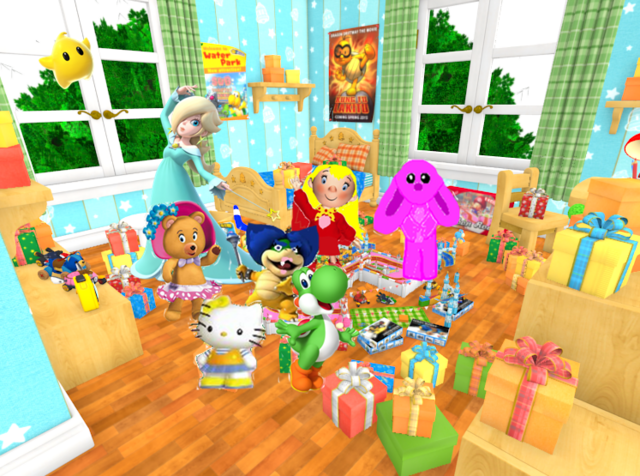 File:Hello yoshi in Toy room.PNG