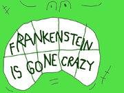 Uncle Grandpa Frankenstein Is Gone Crazy Title Card