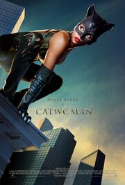 2004 - Catwoman Movie Poster