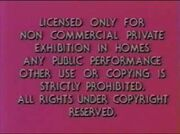 Paramount 1979 Warning B