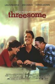 1994 - Threesome Movie Poster