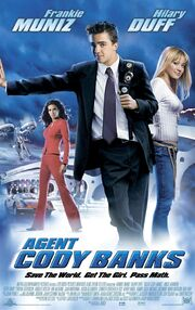 2003 - Agent Cody Banks Movie Poster
