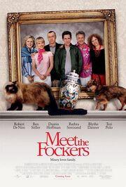 2004 - Meet the Fockers Movie Poster