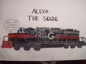 Alexa The SD26 by MEC518