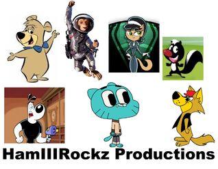 HamIIIRockz Productions