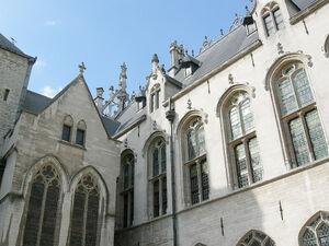 Stadhuis Binnenkoer