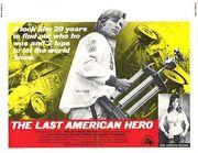 1973 - The American Last Hero Movie Poster