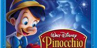 Opening To Pinocchio 2016 Blu-Ray