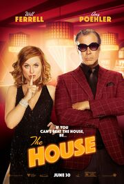 2017 - The House Movie Poster