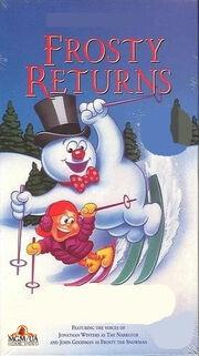 Frosty returns mgm ua vhs