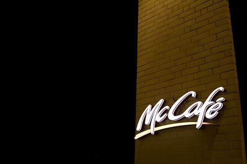 File:McCafé at night.jpg