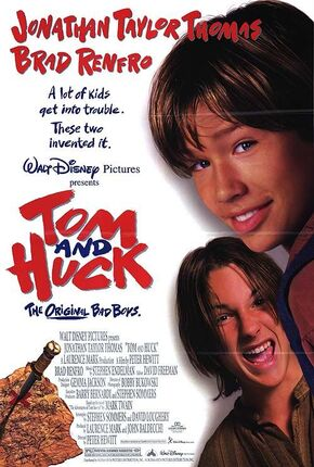 1995 - Tom and Huck