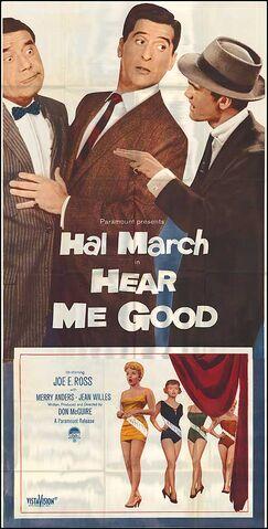 File:1957 - Hear Me Good Movie Poster.jpg