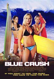 2002 - Blue Crush Movie Poster