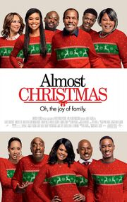 2016 - Almost Christmas Movie Poster