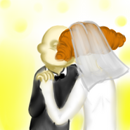 Wedding of wallace and campanula by astrogirl500-d8b66fg