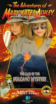 The Adventures of Mary Kate And Ashley VHS 5