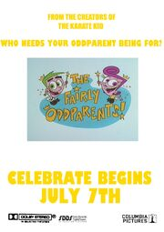 The Fairly OddParents 1995 Poster