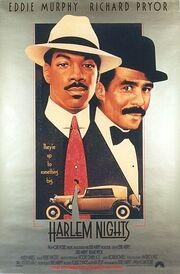 1989 - Harlem Nights Movie Poster