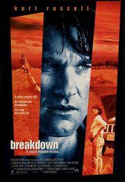 1997 - Breakdown Movie Poster