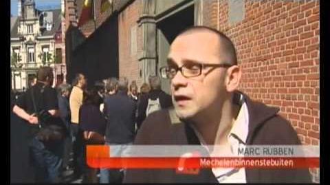 RTV 110501 Erfgoeddag - wandeling Mechelen BinnensteBuiten
