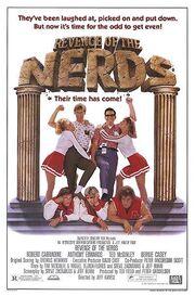 1984 - Revenge of the Nerds Movie Poster