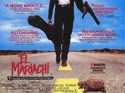 1993 - El Mariachi Movie Poster