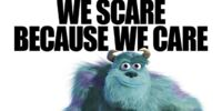 Opening To Monsters, Inc. 2001 Cinemark Theatre (Paramount Version)