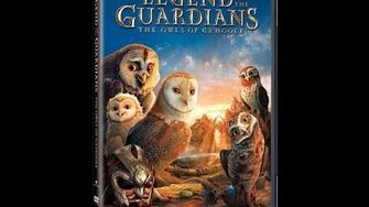 Opening to Legend of the Guardians The Owls of Ga'Hoole 2010 DVD