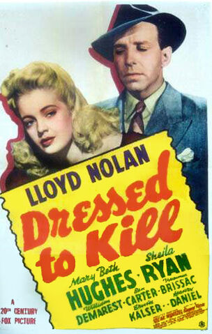 File:1941 - Dressed to Kill Movie Poster.jpg