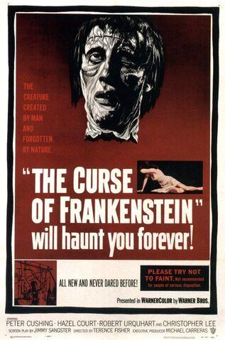 File:1957 - The Curse of Frankenstein Movie Poster.jpg