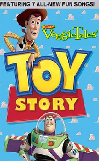 Toy Story VHS cover