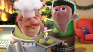Chef swedish and sheen