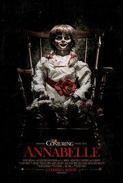 2014 - Annabelle Movie Poster