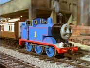 Thomas - Happy In Thomas, Percy And Old SlowCoach