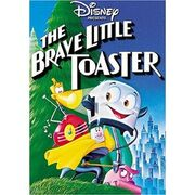 The Brave Little Toaster on DVD