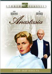 1956 - Anastasia DVD Cover (2003 Fox Studio Classics)