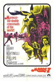 1967 - Maroc 7 Movie Poster