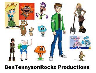 BenTennysonRockz Productions