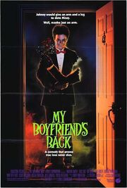 1993 - My Boyfriend's Back Movie Poster